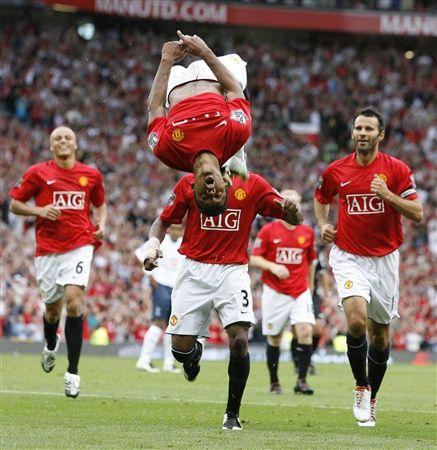 Голые английские футболисты